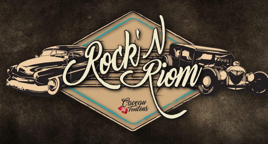LOGO ROCK'N RIOM 2016 (fond)