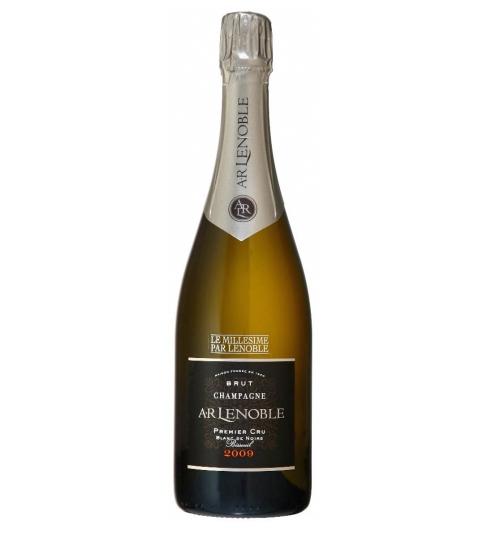 Champagne LENOTRE – Premier cru Blanc de noir 2009