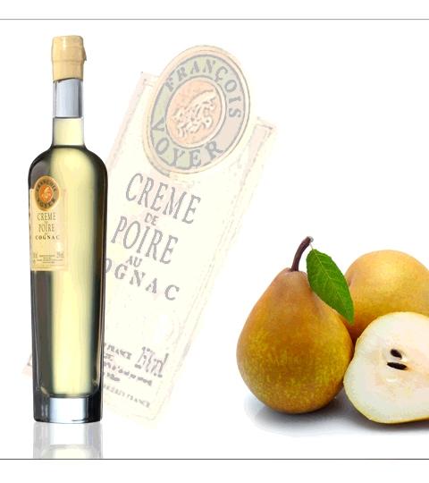 Crème de poire Voyer